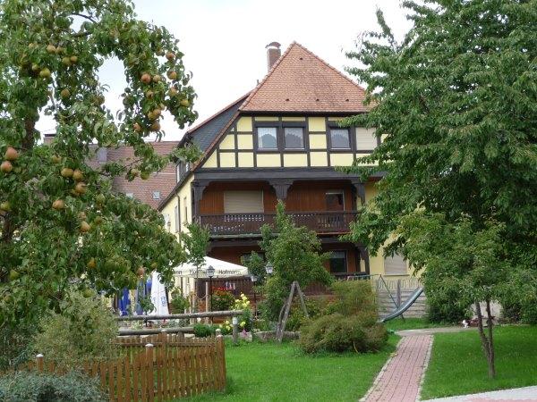Gasthöfe und Pensionen im Steigerwald Fremdenzimmer