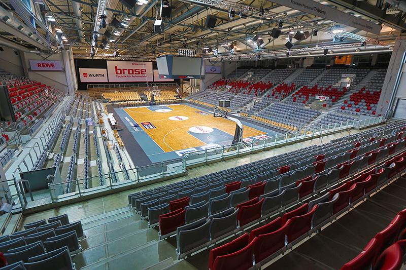 brose arena