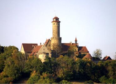 Burgen und Schlösser im Steigerwald
