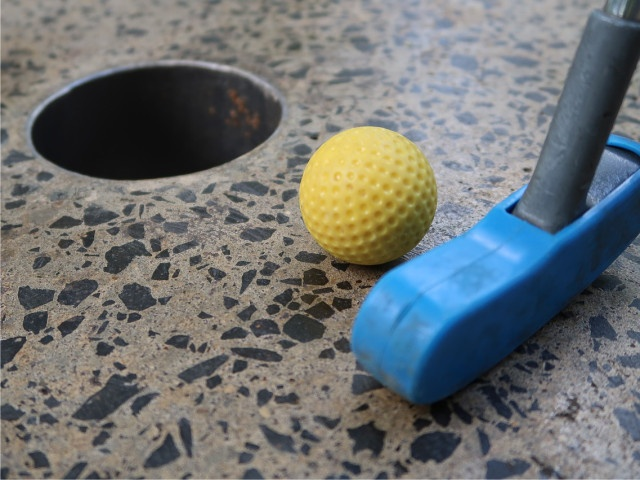 Golf / Minigolf